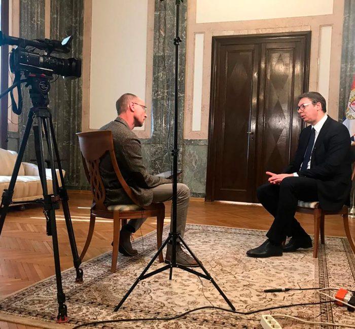 vuchich interview