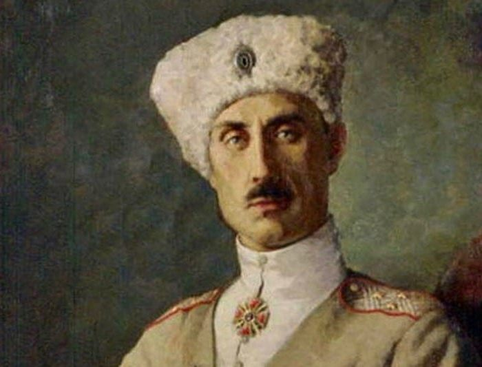 Pyotr Wrangel 1920 painting 1