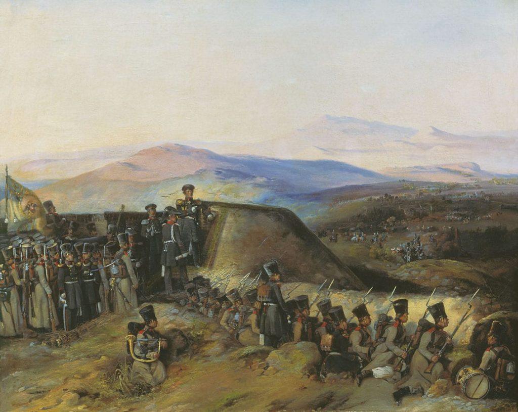 Boevoj epizod 1828 1829