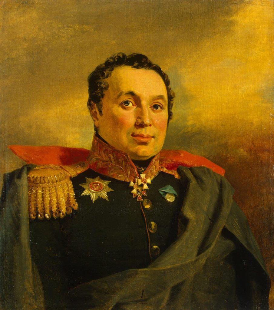 Krasovsky Afanasy Ivanovich