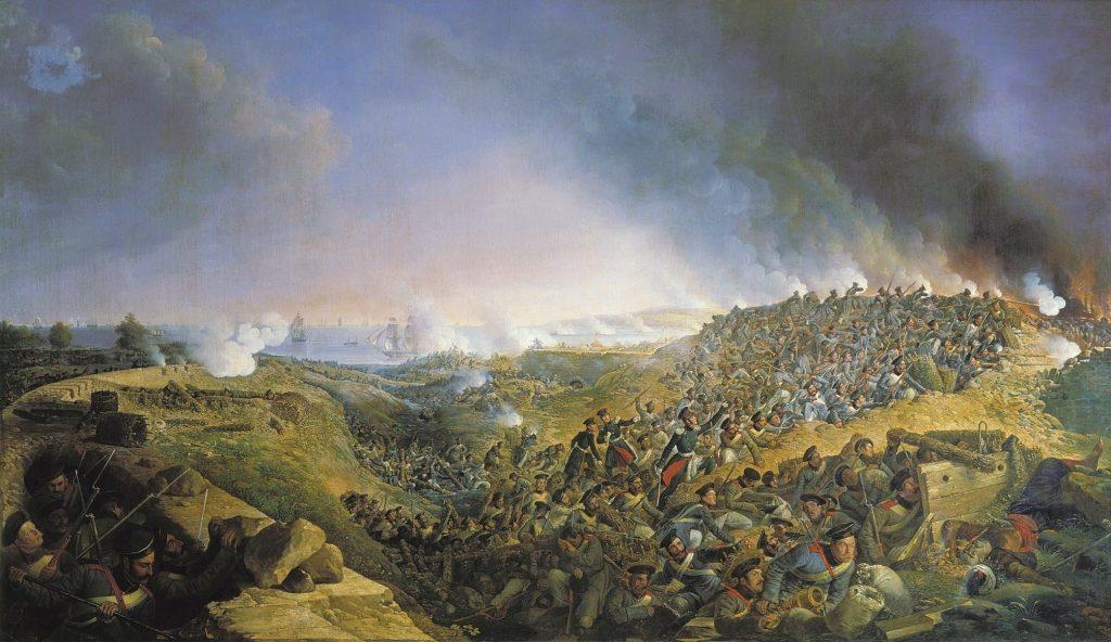 Siege of Varna 1828