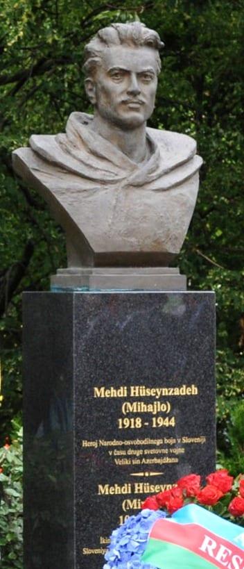 Memorial of Mehdi Huseynzadeh Nova Gorica 1