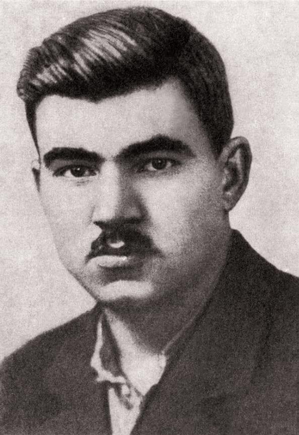 Student of Leningrad University Mehdi Huseynzade