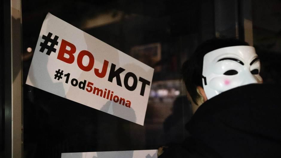1 od 5 miliona bojkot tanjug