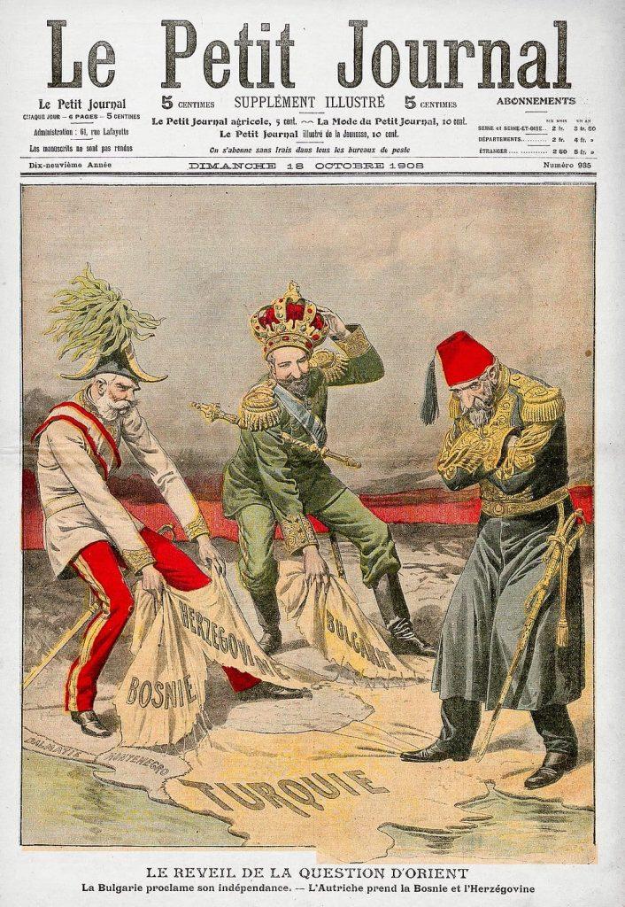 1024px Le Petit Journal Balkan Crisis 1908 2