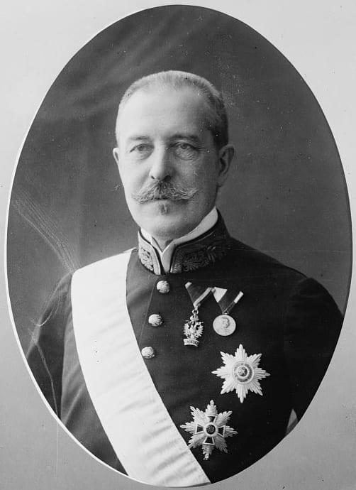 Alois Lexa von hrenthal