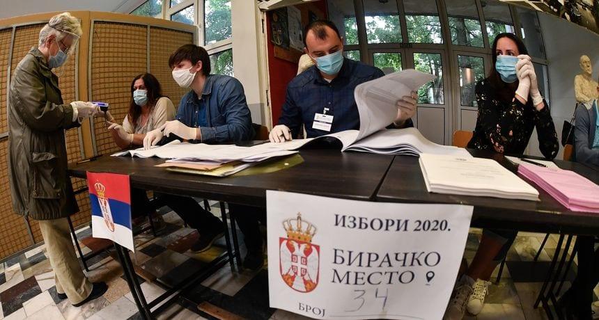 1592757219 izbori u srbiji glasanje izlaznost incidenti