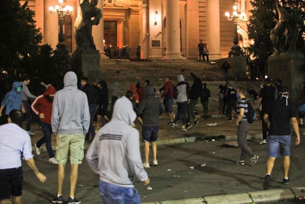 Protesti u Beogradu11