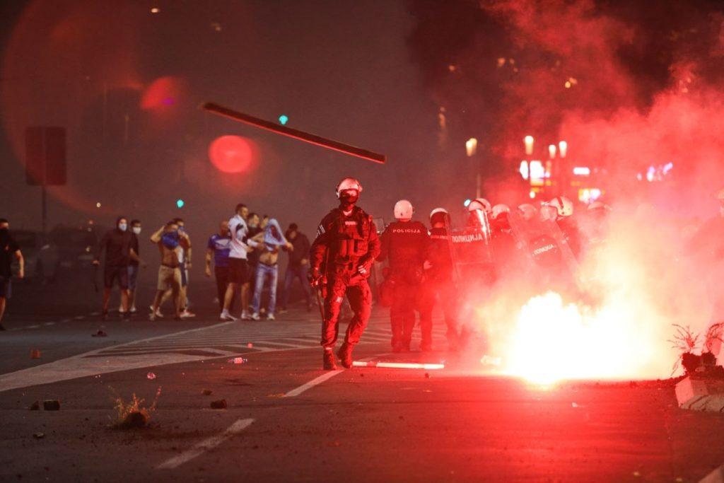Protesti u Beogradu6