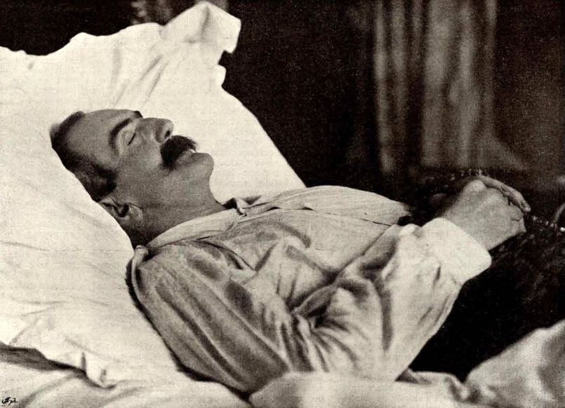 Smrt krala Milana Obrenovi a