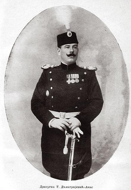 Dragutin Dimitrijevi Apis ca. 1900 2