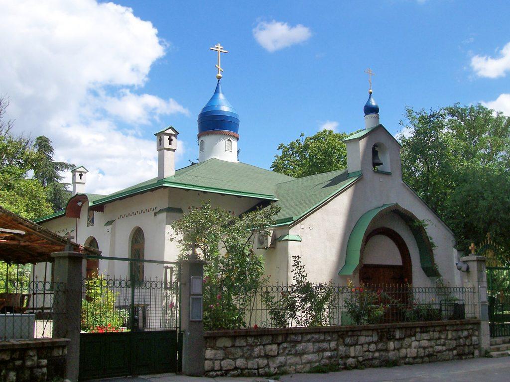 Hram Svyatoj Troitsy Belgrad 1