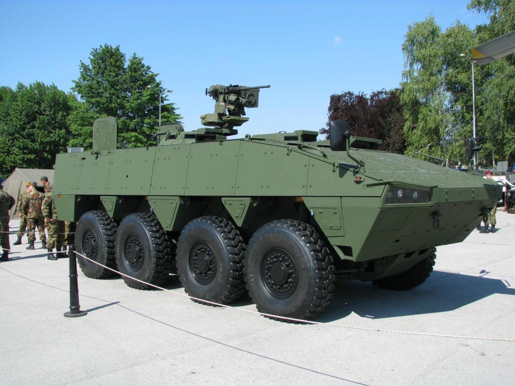 Patria AMV Karlovac 2009 8