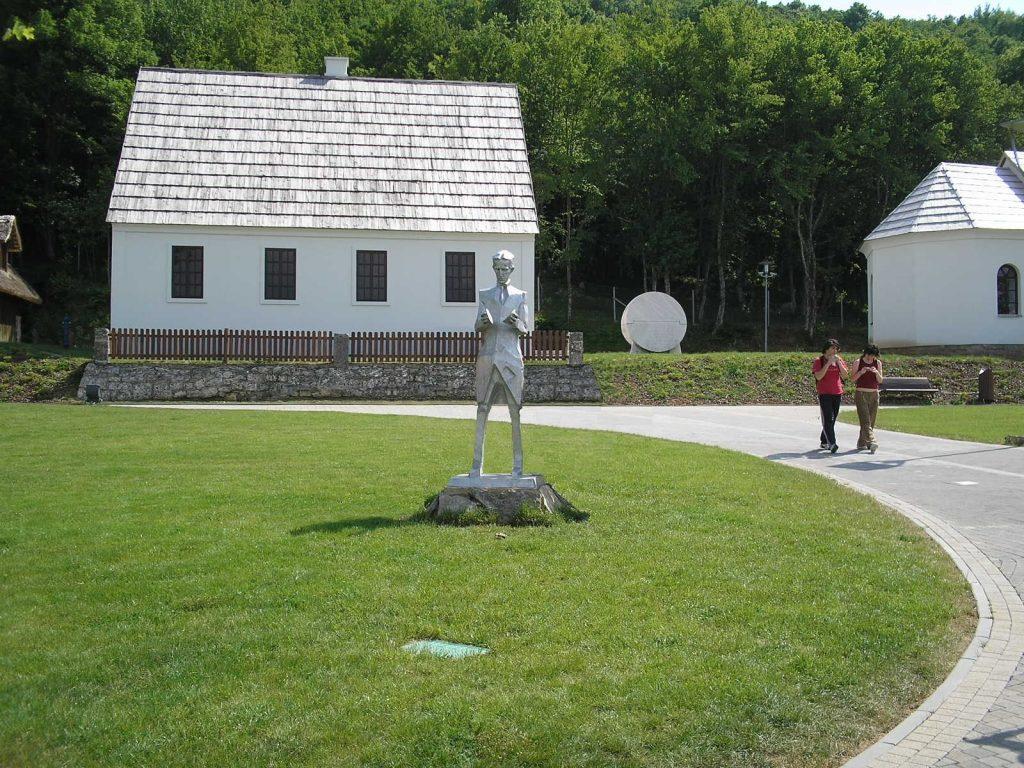 Smiljan Memorial Center Modified