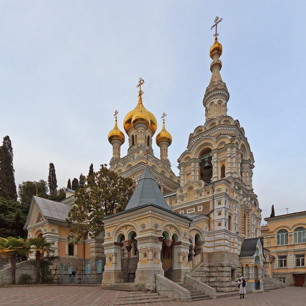 1280px Crimea South Coast 04 14 img12 Yalta Alexander Nevsky Church