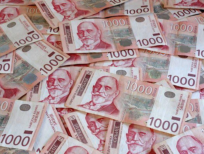 dinari novac pare 182186453