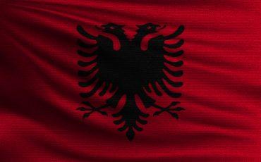 the national flag of albania 47243 936