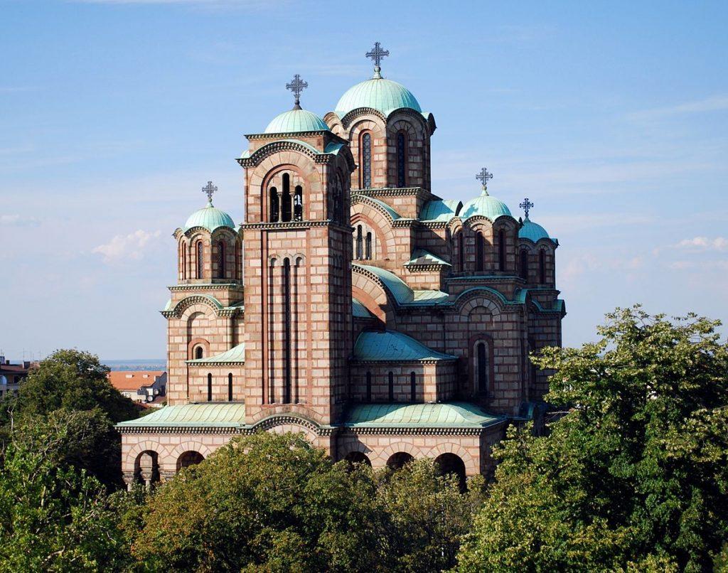 1200px Crkva Svetog Marka u Beogradu