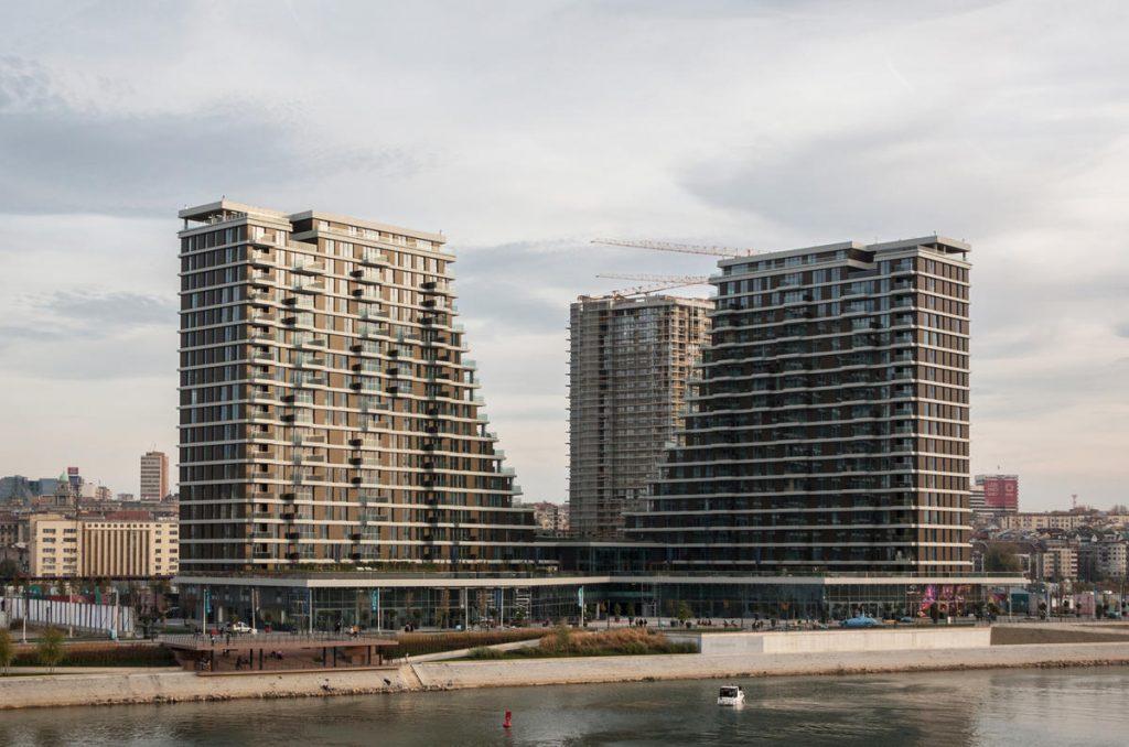RF SEE Belgrade Waterfront Serbia