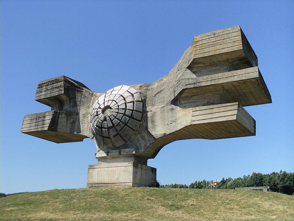spomenik v Podgariche