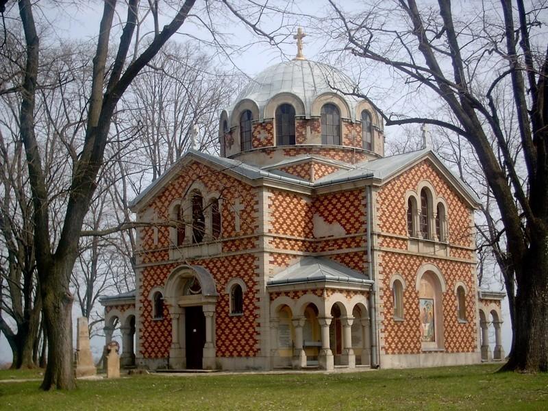 tserkov sv. troitsy v gornem ardovtse