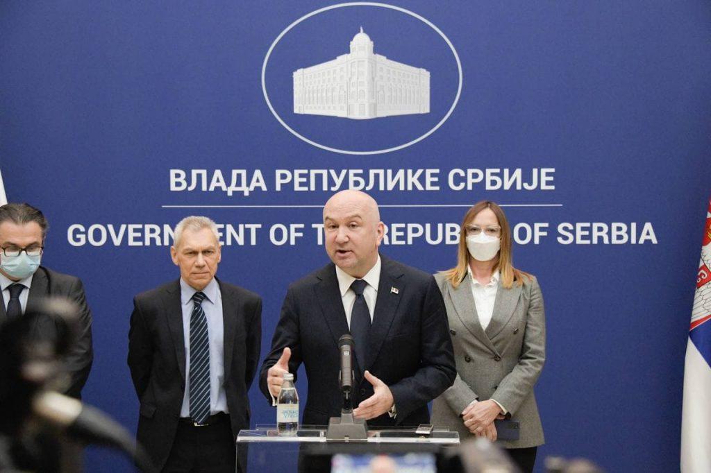 Ministar Popovic sa delegacijom RF povodom proizvodnje vakcine Sputnjik V u Srbiji 1102 2021 5 1024x682 1