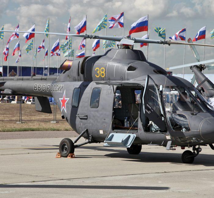 Kazan Ansat 100th anniversary of Russian Air Force 02