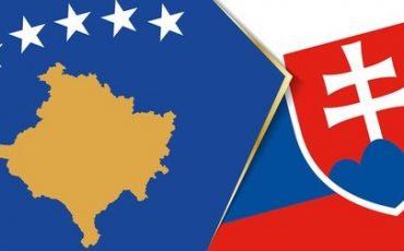 kosovo slovakia flags two vector 260nw 1777354166