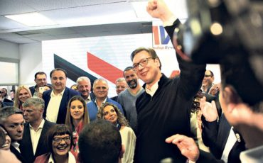 Aleksandar Vucic izbori 1