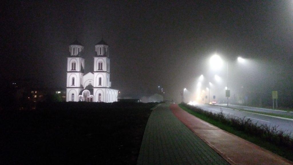 Hram Sv.Vasiliya Ostrozhskogo
