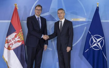 NATO i vucic