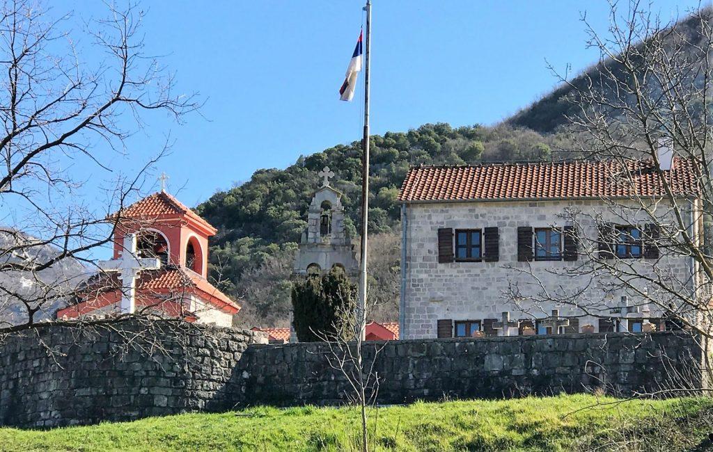 Podlastva monastery
