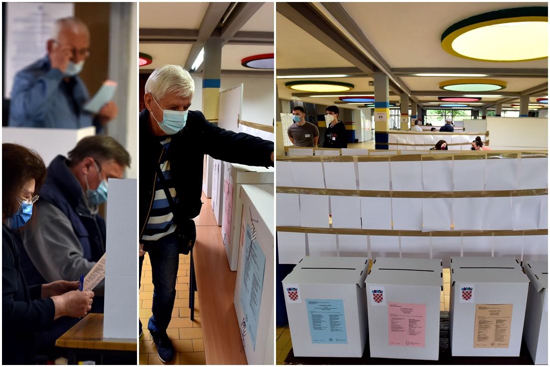 В Хорватии началось голосование на местных выборах