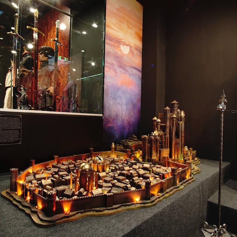 20. Muzej Igry prestolov v Splite