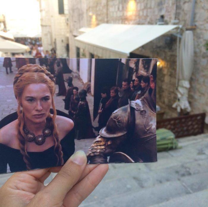 4. Serseya Lannister na ulitsah Dubrovnika kultorologia.ru