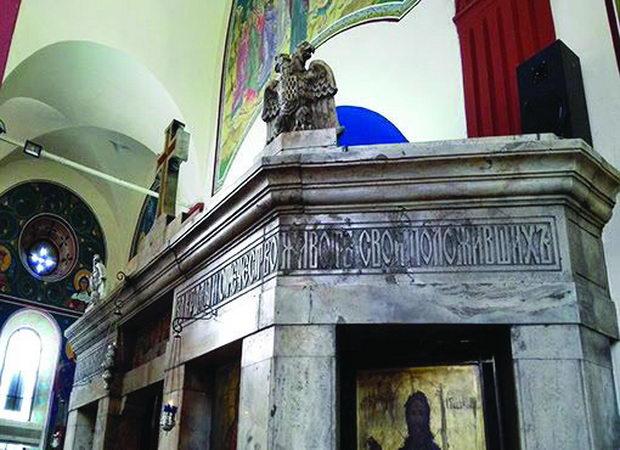 9 Krasnov ikonostas