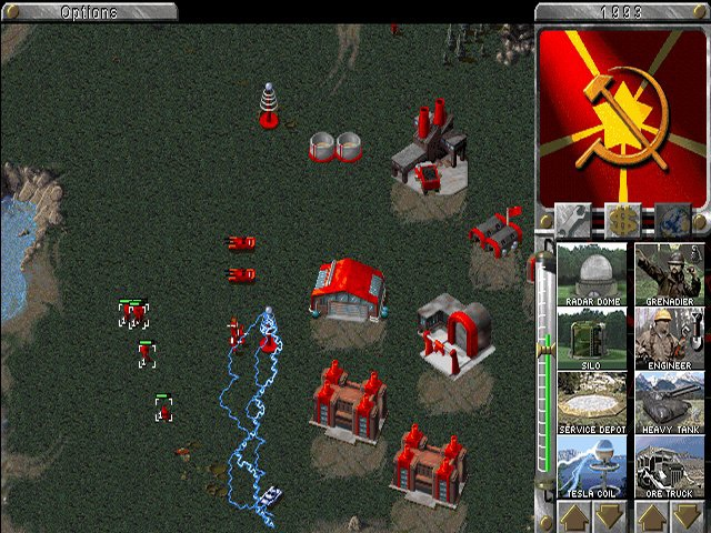 command and conquer red alert kanobu