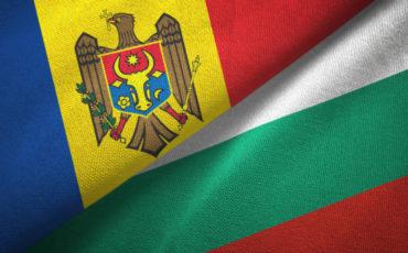 depositphotos 270225780 stock photo moldova and bulgaria two flags