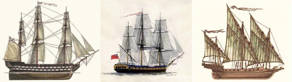 linkor fregat shebeka