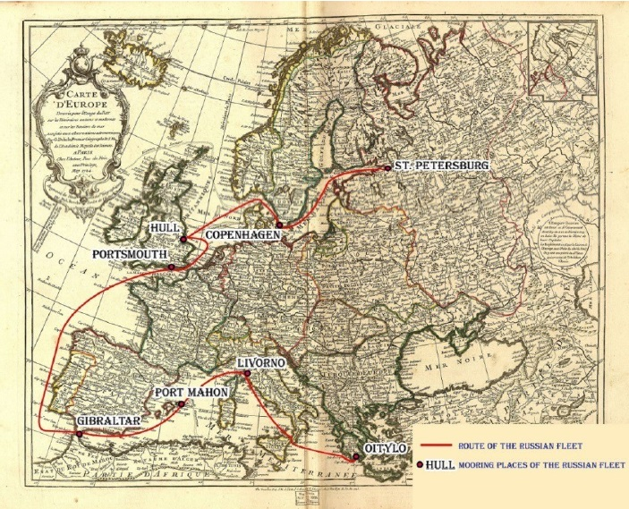 marshrut ekspeditsii 1