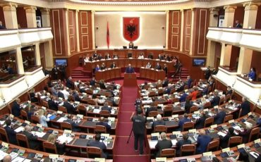 Parlament mandati i trete