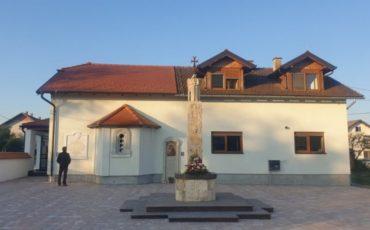 parohijski dom Jasenovac spc