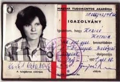 8. Rabochaya kartochka Katalin Kariko 1978 god kuruc.info