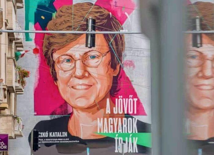9 mural s portretom kariko v budapeshte zoltan balogh epa.m04I9